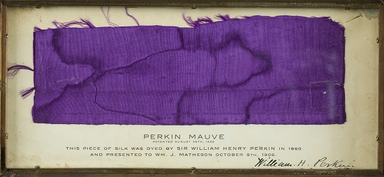 This is what mauve originally looked like